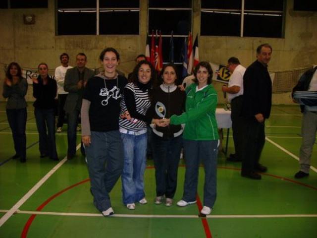 Galeria: Torneig Indoor Gignac 2008