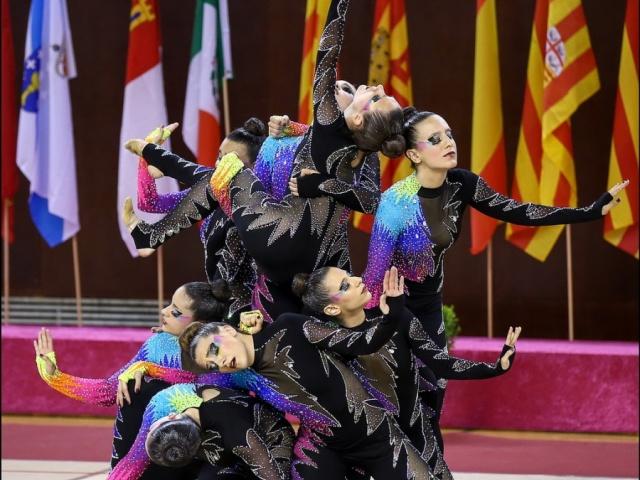 Galeria: III Fase i Final de la Copa d'Espanya de GEG a Sant Cugat del Vallès