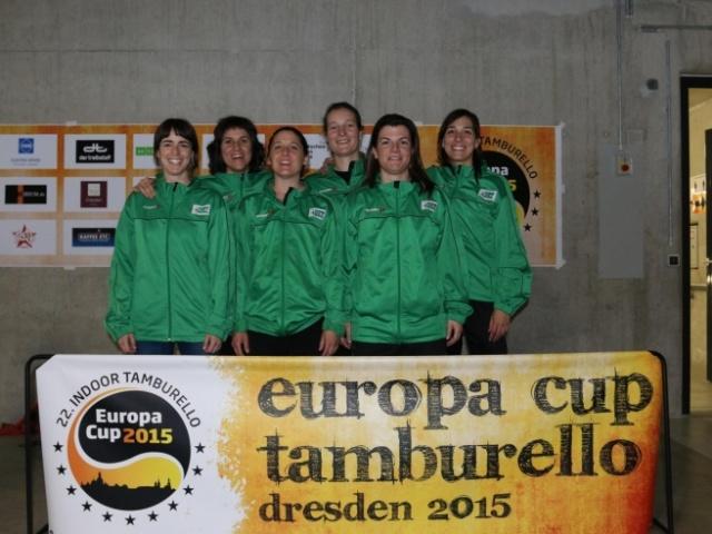 Galeria 22nd European Cup of Tamburello Indoor 2015