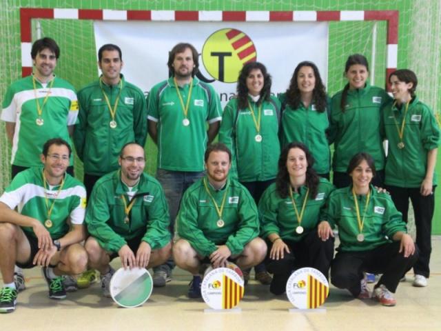 Galeria: Lliga Catalana de Tamborí 2012