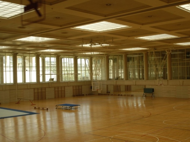 Galeria: Pavelló Club Esportiu INEF Barcelona